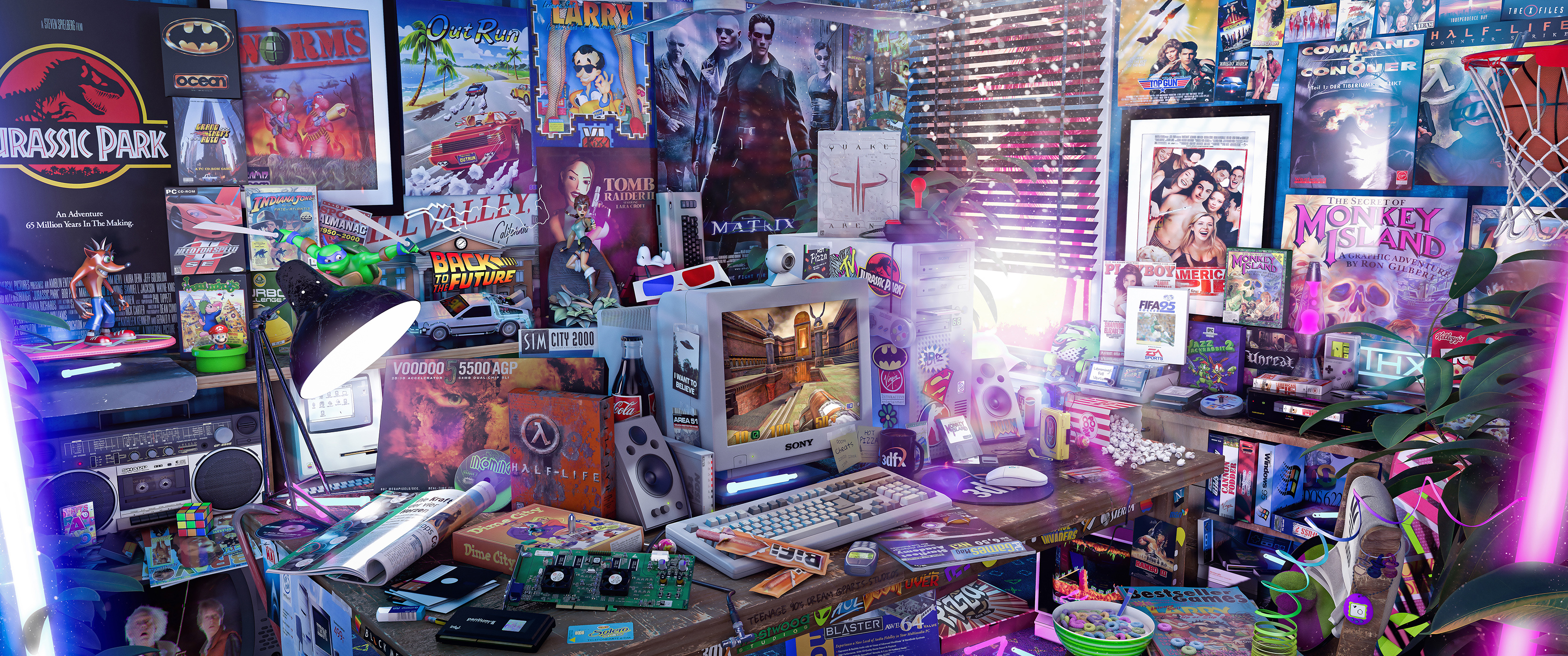 Jurassic Park,Crash Bandicoot,Ghettoblaster,Hoverboard,Hoverboard,BravoHits 13,Zauberwürfel,Bravo 23 05.1990,Apple Macintosh,Half-Life Crowbar,PCGH 11/2000,3dfx Voodoo5 5500,Dime City,9 mm,Apple,Half-Life,Incoming,Intel Pentium II,Telefonkarte 6DM,Chupa Chups,Chupa Chups,BiFi,Soundblaster AWE 64,CokaCola,Pepsi,Lara Croft,Doom Cheats,Tomb Raider II,Logitech Mouse M-M35,IBM Keyboard,ELSA ISDN Modem,Sim City 2000,Hot Pizza,Quake 3 Arena,Quake 3 Arena Q3DM7,ICQ,3dfx Splash,Counterstrike,Counterstrike,Popcorn,Mario,Lemmings,Lemmings,Lemmings,Need for Speed II SE,Grand Theft Auto,Worms,Out Run,Indiana Jones and the Fate of Atlantis ,Sport Almanac,Leonardo Teenage Mutant Ninja Turtles,VOBIS,Der weiße Hai,Floppy 5¼,Radiergummi,Bleistift,Nokia 3310,Virgin Interactive,3D-Brille,Snoopy,Commodore 64 ,Commodore 64,Lotus Turbo Challenge 2,Zurück in die Zukunft,Leisure Suit Larry 1: In the Land of the Lounge Lizards,Matrix,Webcam,Batman,Batman,Superman,50OHM BNC,MTV,Competition Pro Joystick,Nintendo SNES Controller,Monkey Island Dos,Turbo,Pioneer Slot-in,Sony Walkman WM-F45,Kassette,PCGAMES 10/97,Rambo III,Skateboard,Street Figher II,Playboy Shannon Elizabeth Nadia,FIFA SOCCER 95,Jazz Jackrabbit 2,Festplate IDE,American Pie,American Pie VHS,VHS-Recorder,Monkey Island,Nintendo,KELLOGG'S FROOT LOOPS,KELLOGG'S FROOT LOOPS,Unreal,DOOM,Bestseller Games 12,Leisure Suit Larry 6: Shape Up or Slip Out!,Star Trek,Schnuller,Tamagotchi,adidas,Klettball,Regenbogen Spirale,Area 51,Akte X,Basketball,Indiana Jones und der letzte Kreuzzug,Lava Lampe,Monkey Island,Command & Conquer,A-Team,Thunder in Paradise,Knight Rider,Das fünfte Element,Top Gun,Blümchen,Baywatch,Baywatch,Independence Day,Need for Speed: Brennender Asphalt,Cannon Fodder,Command & Conquer Alarmstufe Rot,Windows 95,MS:DOS 6.22,Bleifuss 2,Nintendo Entertainment System,Marty McFly Cap,Terminator,Hackers,Speed,Marlboro,Universal Soldier,Alien,Alf,Fight Club,Armageddon,Manta Manta,Winamp,Westwood Studios,Pacman,Space Invaders,Sierra,MSN,AOL,Alien,Netscape,Knicklicht,Summer of 90's,THX